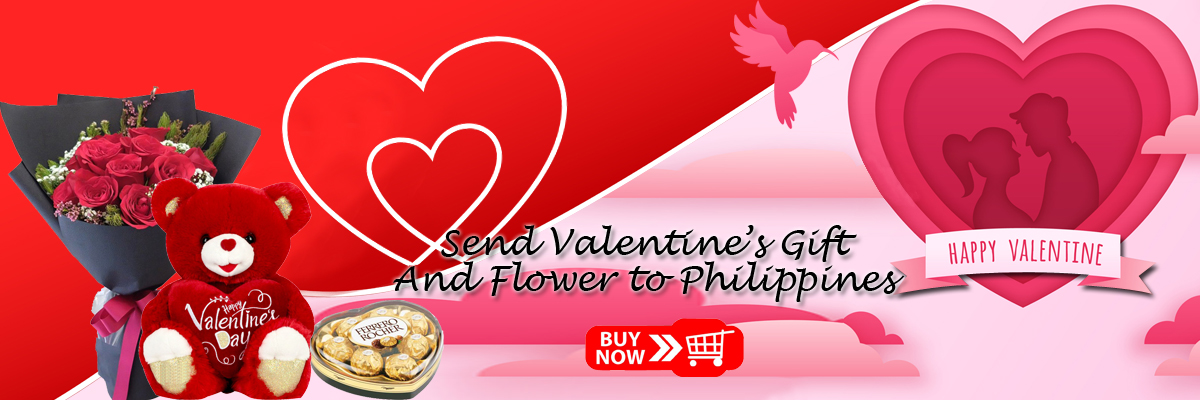 Valentines Day Gifts Delivery To Pampanga