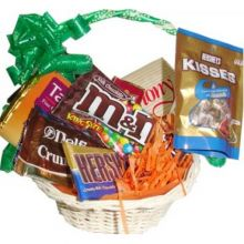 Basket of full Chocolates Send to Pampanga