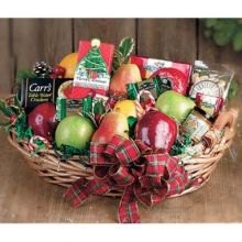 ​Christmas Fruits Basket Send to Pampanga