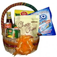 ​Christmas Gifts Basket  Send to Pampanga