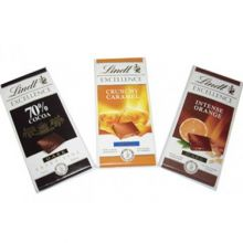 Lindt Excellence Chocolate in 3 Variation Send to Pampanga