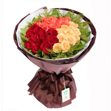 36 Mixed Roses in Bouquet Pampanga