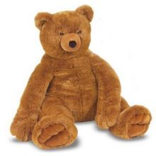Big Size Brown Teddy Bear Send to Pampanga