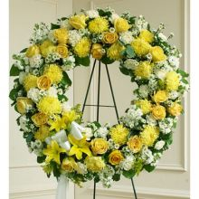 Bright Beauty Wreath Send to Pampanga