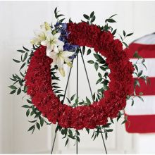 To Honour One's Country Wreath Send to Pampanga